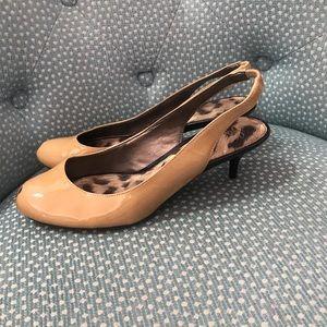 Sam Edelman Patent Leather Heels Shoes 6.5